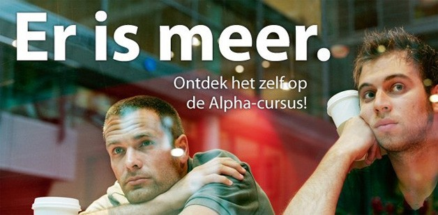 Alpha cursus, mijn coming-out.